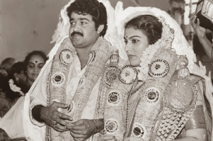 Mohanlal wedding photos 1