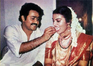 Mohanlal wedding photos 4