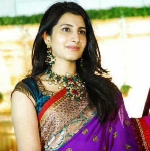 Nandamuri Balakrishna children daughter Brahmani