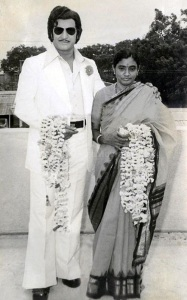 Nandamuri Balakrishna parents father N. T. Rama Rao