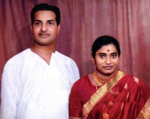 Nandamuri Balakrishna parents mother Basava Tarakam