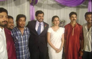 Nivin Pauly wedding photos 2
