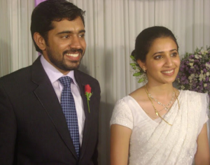 Nivin Pauly wedding photos