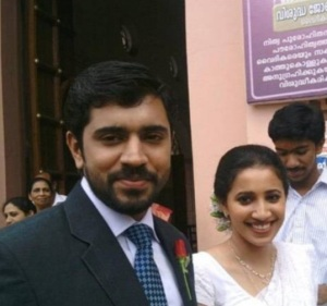 Nivin Pauly wedding photos 4