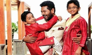 Prabhu Deva children sons