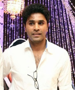 Prabhu Deva younger brother Nagendra Prasad