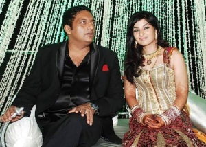 Prakash Raj wedding photos 6