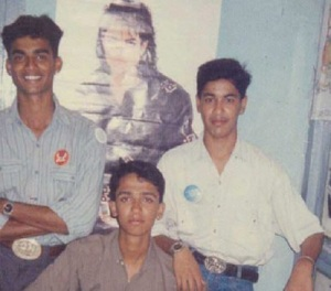 R. Madhavan childhood pictures 7
