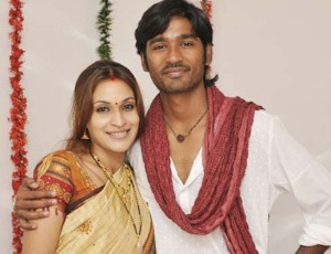 Rajinikanth children daughter Aishwarya and son in law Dhanush