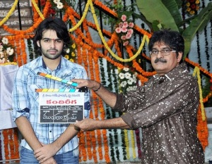 Ram Pothineni uncle Sravanthi Ravi Kishore