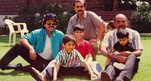 Rana Daggubati Childhood pictures 5