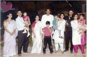 Rana Daggubati Childhood pictures 6