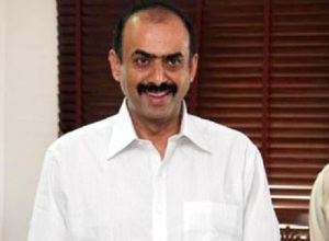 Rana Daggubati Parents father Daggubati Suresh Babu