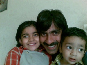 Ravi Teja children daughter and son.Mokshadha and Mahadhan Bhupatiraju