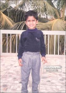 Sharwanand Childhood pictures 3