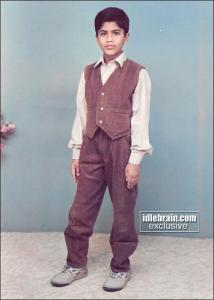Sharwanand Childhood pictures 4