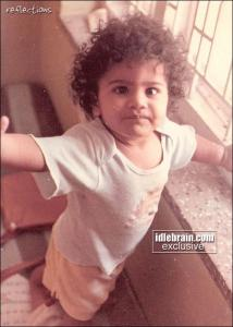 Sharwanand Childhood pictures 7