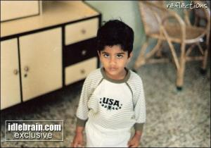 Sharwanand Childhood pictures 8
