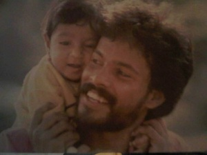 Sundeep Kishan Childhood pictures 4