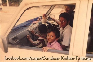 Sundeep Kishan Childhood pictures 5