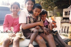 Sundeep Kishan Childhood pictures 6