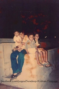 Sundeep Kishan Childhood pictures 7