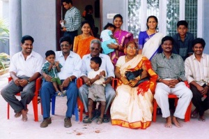 Sundeep Kishan Childhood pictures 8