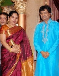 Tamil actor Vivek wife Arulselvi