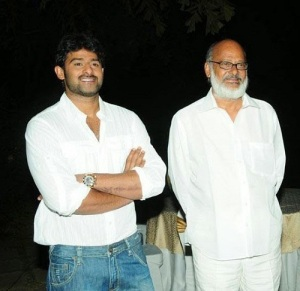 Telugu actor Prabhas parents father Suryanarayana Raju