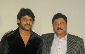 Telugu actor Prabhas uncle Krishnam Raju