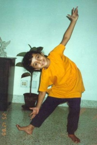 Trisha Childhood pictures 10