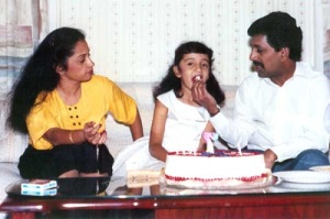 Trisha Childhood pictures 11