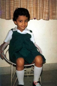Trisha Childhood pictures 5