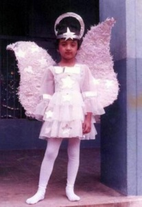 Trisha Childhood pictures 7