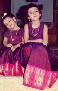 Trisha Childhood pictures 9