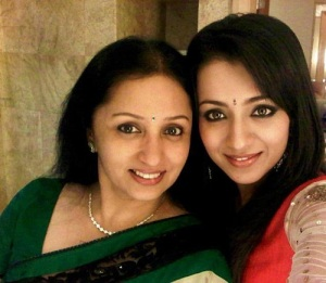 Trisha parents mother Uma Krishnan