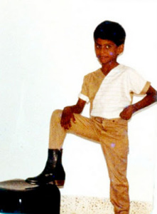Vishal Krishna childhood pictures 1