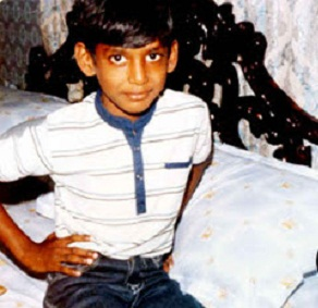 Vishal Krishna childhood pictures 2