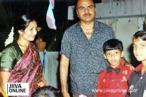 Actor Jeeva Childhood pictures 1