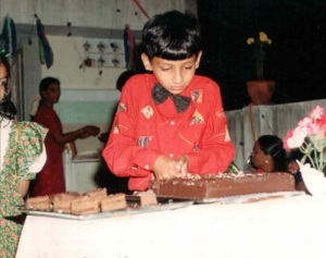 Actor Jeeva Childhood pictures 3