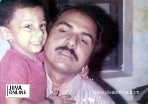 Actor Jeeva Childhood pictures 4