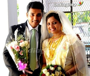 Actor Munna Wedding photos 1