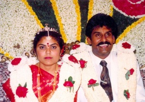 Actor Napoleon Wedding photos 1
