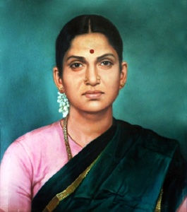 Actor Napoleon parents mother Saraswathi Ammal