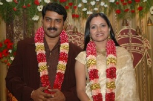 Actor Narain Wedding photos