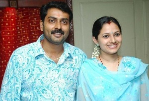 Actor Narain wife Manju Haridas
