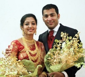 Actress Gopika Wedding photos 6