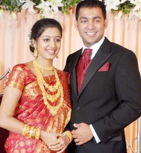 Actress Gopika Wedding photos 7