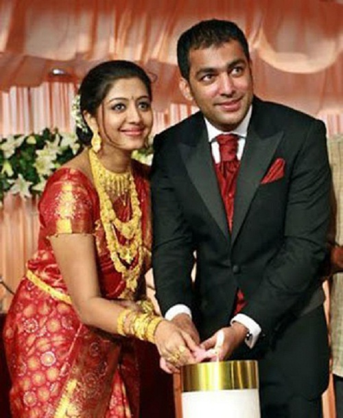 Gopika Family Wedding Photos Actress
