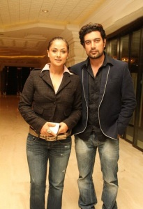 Actress Simran husband Mr Deepak Bagga